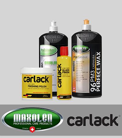 Kosmetyki Carlack i Maxolen