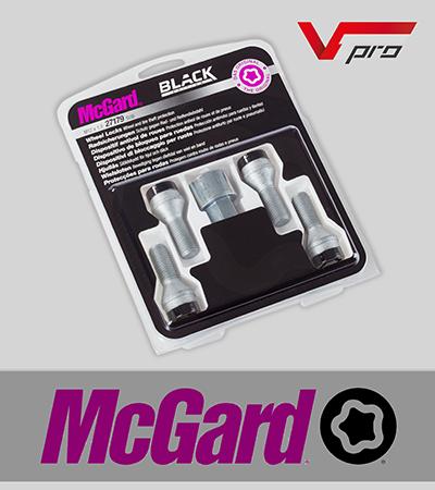 Zabezpieczenia do felg - śruby i nakrętki McGard