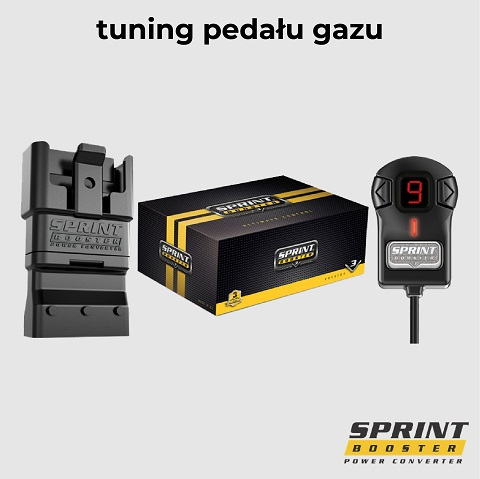 Tuning Sprint Booster