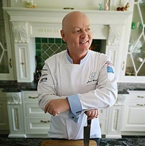 Jarosław Walczyk szef kuchni i ekspert kulinarny