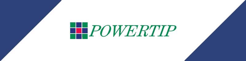 Powertip - wyświetlacze i panele dotykowe
