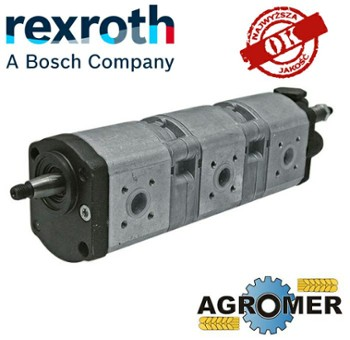 POMPA HYDR FENDT BOSCH 0510665396