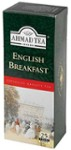 HERB. Ahmad ENGLISH BREAKFAST EX-25*24