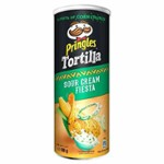 PRINGELS TORTILLA sour cream 160g *19 #