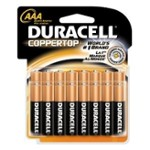 Duracell Bateria AAA/8 LR03 Economy Pack