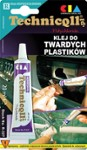 Technicqll Klej do Twardych plastik.20ml
