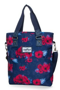 TORBA NA RAMIĘ COOLPACK AMBER RED POPPY