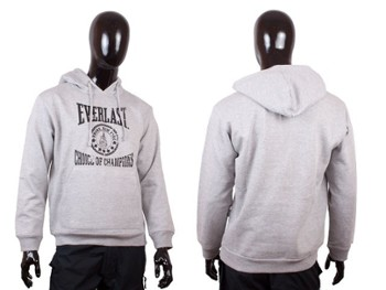 BLUZA EVERLAST EVR6135 GREY