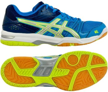 ASICS BUTY GEL ROCKET 7 B405N-4396 #47