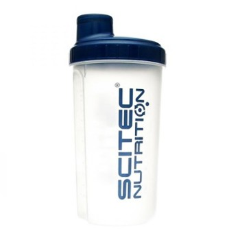 MUSCLE SCITEC SHAKER 700ML CLEAR