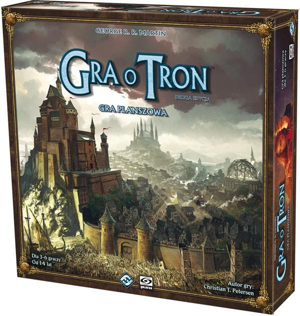 Gra o Tron - 2 edycja (gra planszowa)