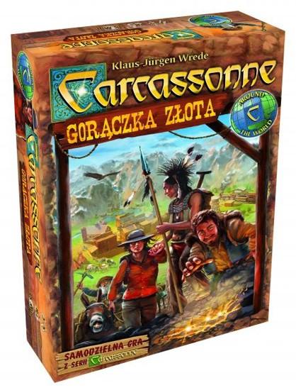 Carcassonne - Gorączka Złota