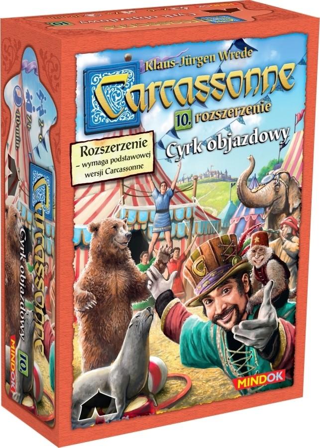 Carcassonne 10 Cyrk Objazdowy