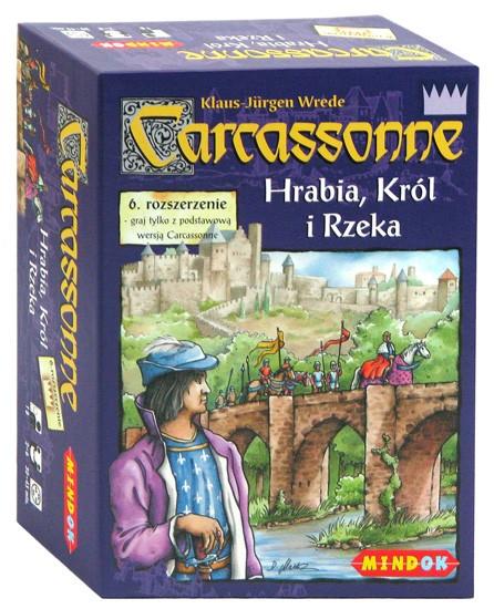 Carcassonne 6 Hrabia, Król i Rzeka