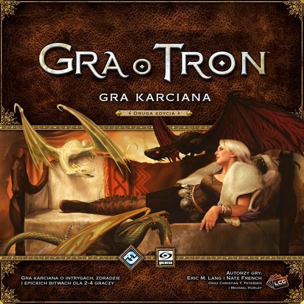 Gra o Tron - 2 edycja (gra karciana)