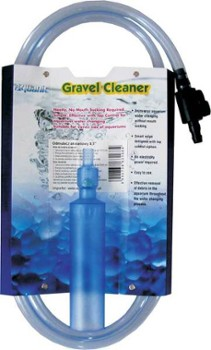 Gravel cleaners