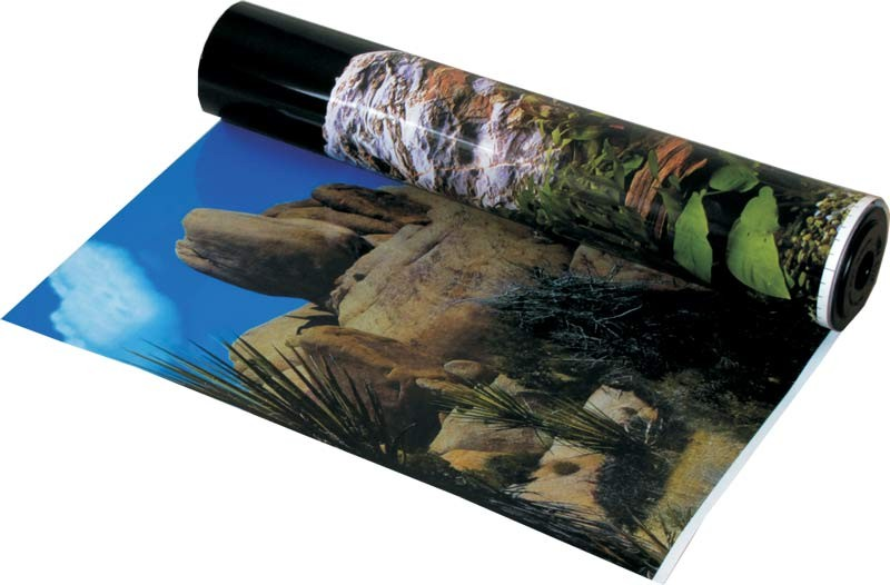 Aquarium background roll 30 cm