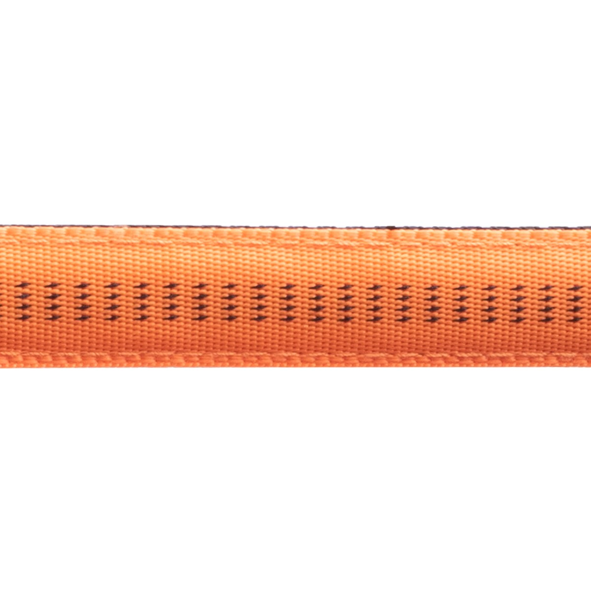 Soft nylon collar orange size L 2cm