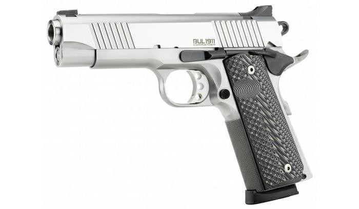 Pistolet BUL 1911 Commander SS  9 mm L
