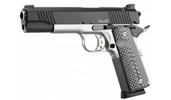 Pistolet BUL 1911 Government Two Tone k. 9mm Luger