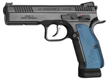 Pistolet CZ Shadow 2  9mm Luger