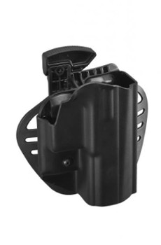 Polymer holster CZ P-07 (right hand) paddle, belt loop