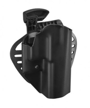 Polymer holster CZ P-09 (right hand) paddle, belt loop