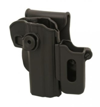 Modular Holster CZ 75 D-COMP, SP-01, SP-01 TAC, SP-01 SW safety & detachable magazine pouch