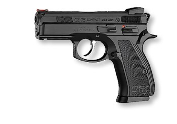 Pistolet CZ 75 Compact Shadow Line, k. 9mm Luger