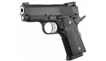 Pistolet BUL 1911 Ultra black 9 mm Luger