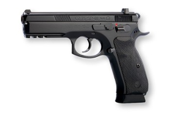 Pistolet CZ 75 SP-01 9mm Luger  BP