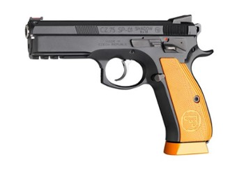 Pistolet CZ 75 SP-01 Shadow Orange 9 mm Luger