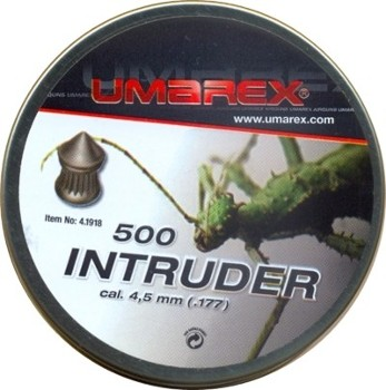 Śrut pneum. 4,5mm Umarex Intruder szpic