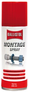 BALLISTOL MONTAGE Olej spray 200 ml