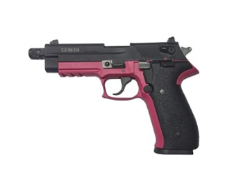 Pistolet GSG Fire Fly Pink+gwint .22LR