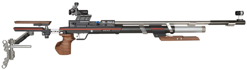 матчевые винтовки аншутц