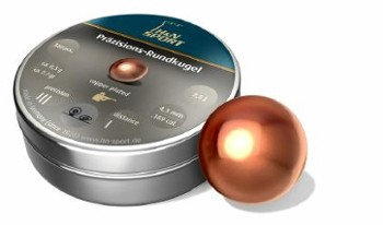 BB H&N ROUND COPPER PLATED 4,40/750