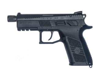 Pistolet CZ P-07 Threated Barrel 9x19mm
