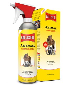 BALLISTOL ANIMAL Olej płyn 500 ml