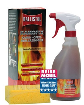 BALLISTOL KAMOFIX spray 600 ml