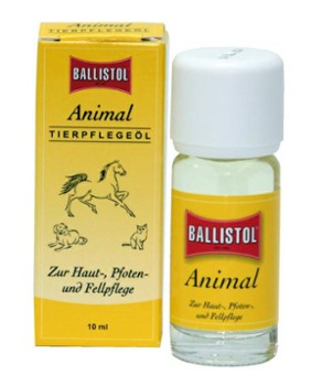 BALLISTOL ANIMAL Olej płyn 10 ml