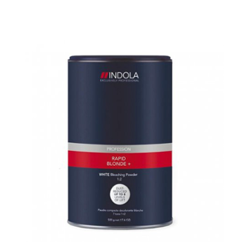INDOLA Rozjaśniacz do włosów 450g Rapid Blonde+ White