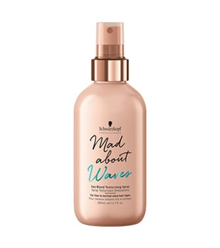 SCHWARZKOPF Spray teksturyzujący z solą morską 200ml Mad about Waves