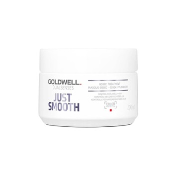 Maska GOLDWELL DS 200ml Smooth 60s