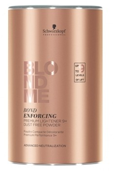 SCHWARZKOPF Rozjaśniacz do włosów 450g Blond Me Bond Enforcing Premium Lift 9+