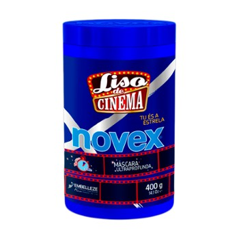 Maska NOVEX 400ml Liss Movie Star