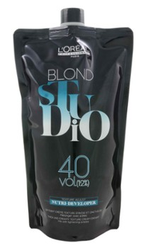 LOREAL Blond Studio, Oxydant 12%, 1000ml
