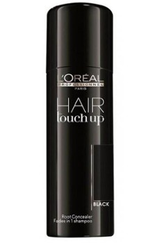 LOREAL Korektor odrostu - Czarny 75ml Hair touch up