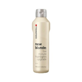 Woda GOLDWELL New Blond 750ml  Loton