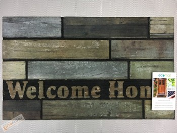 MATA GUMOWA WELCOME HOME WOOD SLATS